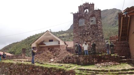 La Convención: recuperan campana de templo colonial robada por delincuentes