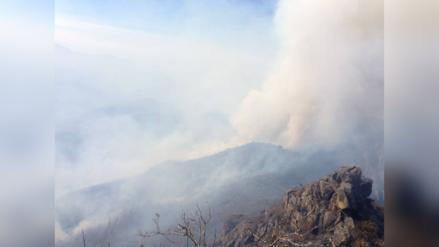 ¿Cuál es la situación actual de los incendios forestales en Perú?