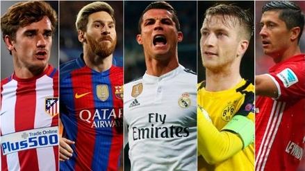 Los 12 equipos clasificados hasta el momento a octavos en la UEFA Champions League