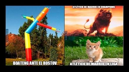 Los memes más divertidos de la jornada 5 de la UEFA Champions League