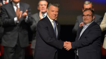 Gobierno de Colombia y las FARC firmaron el nuevo acuerdo de paz