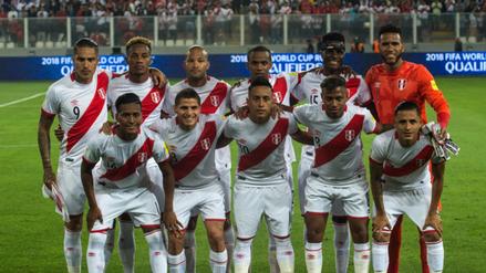 Perú repitió su mejor ubicación histórica en el ranking FIFA