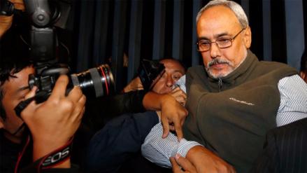El Tribunal Constitucional rechazó el habeas corpus de Manuel Burga