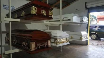 Una funeraria dominicana rebaja los precios de los ataúdes por Black Friday