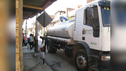 Restringirán el servicio de agua potable por sequía en Cajamarca