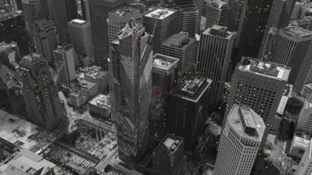 El rascacielos más alto de San Francisco se está hundiendo