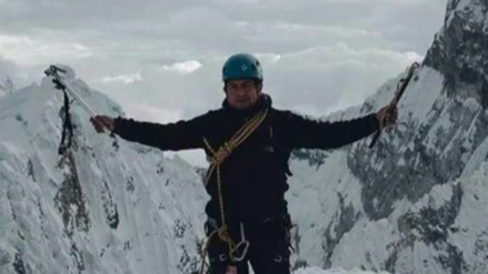 Chiclayano alpinista busca escalar en el Himalaya