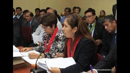 Chimbote: fiscal amenazada de muerte contará con seguridad policial