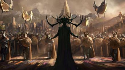 Thor Ragnarok: revelan escenas de acción del nuevo filme Marvel