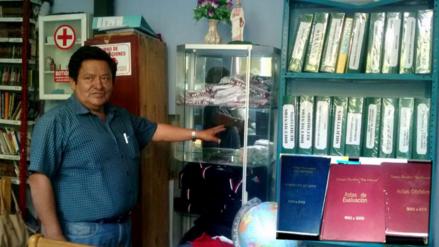 Roban en colegio donde habría estudiado congresista fujimorista Maritza García