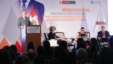 MTPE: OCDE apoyará a Perú a promover mejores empleos