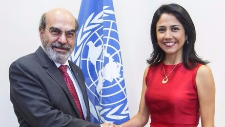 Nadine Heredia tendrá inmunidad como funcionaria de FAO