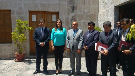 Ministro de Energía se reunió con gobernadores regionales por Gasoducto Sur