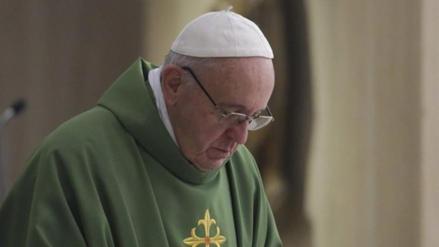 """El papa Francisco expresó su """"pesar"""" por la muerte de Fidel Castro"""