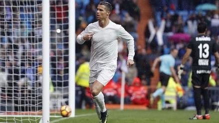 Cristiano Ronaldo está a un paso del récord histórico de penales en España