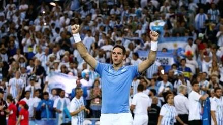 Argentina es campeón de la Copa Davis por primera vez en la historia