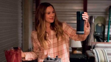 Drew Barrymore estrena serie en Netflix este verano