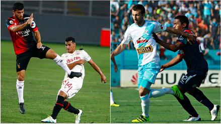 Así llega Sporting Cristal, Municipal, Universitario y Melgar a los Play Offs