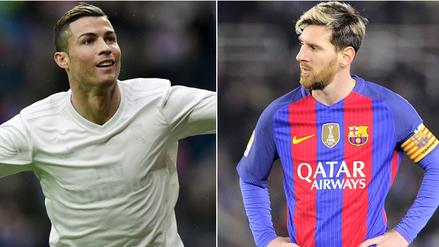 Barcelona y Real Madrid llegan en distintos momentos al clásico español