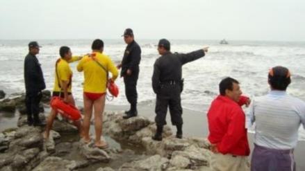 Chincha: hallan cuerpo de escolar que murió ahogado en playa Las Palmeras