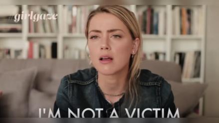 Expareja de Johnny Depp realiza campaña contra la violencia doméstica