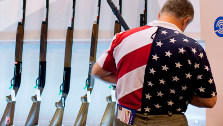 El pasado Black Friday marcó un nuevo rércord en venta de armas en EE.UU.