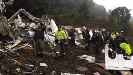 César Vallejo se solidarizó con el Chapecoense tras el accidente aéreo