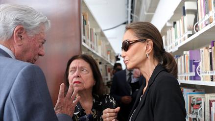 Vargas Llosa e Isabel Preysler vuelven a lucir su amor en público