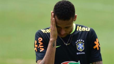Neymar sobre el Chapecoense: