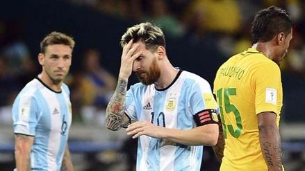 Messi y la Selección Argentina viajaron en el avión de Chapecoense hace 3 semanas