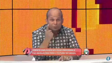 Vidente brasileño en marzo: