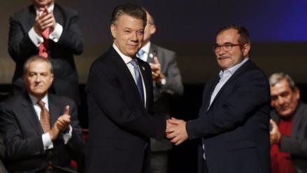 El Congreso de Colombia ratifica nuevo acuerdo de paz con las FARC