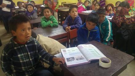 Ausentismo de docentes en colegios del distrito andino de Kañaris