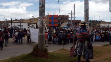 Puno: Gobierno declara estado de emergencia en la provincia de San Román