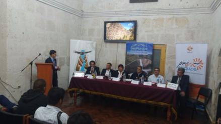 Arequipa postula como geoparque ante la Unesco