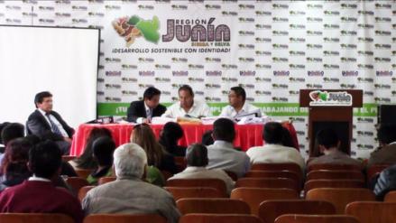 Huancayo: cinco empresas presentan propuestas para puente Comuneros