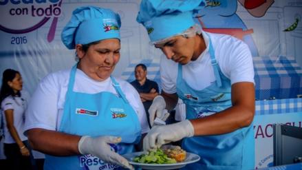 El mejor plato con pescado se sirve en Arequipa
