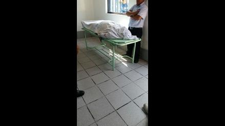 Chimbote: hombre se suicida  por problemas sentimentales
