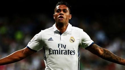 Mariano anotó a los 32 segundos el primer gol del Real Madrid