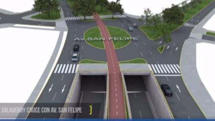 Municipio de Lima ya no construirá los tres by pass en la avenida Salaverry