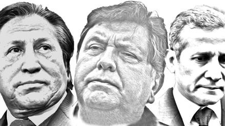 Toledo, García y Ollanta no lograron mediar conflictos sociales durante sus gobiernos