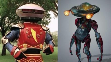 Power Rangers: se filtra la apariencia que tendrá Alpha 5 en la nueva película