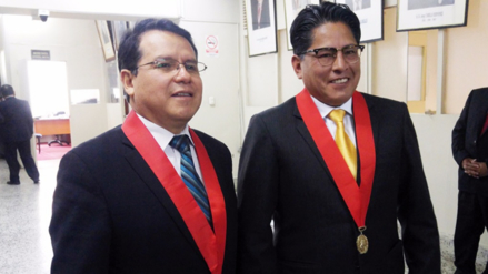 Eligen a nuevo presidente de la Corte Superior de Justicia de Junín