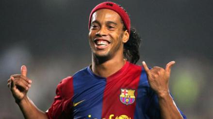 Ronaldinho jugaría gratis en el Chapecoense, según su hermano