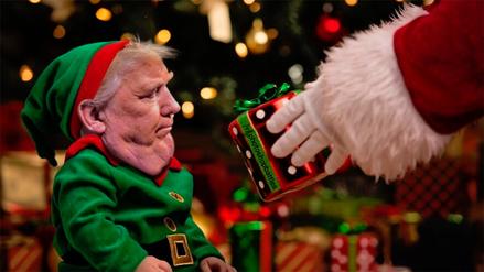 Donald Trump es la nueva víctima de una guerra de Photoshop en Reddit