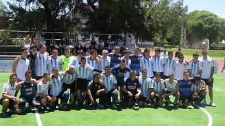 'Los Murciélagos': el primer estadio de fútbol en Argentina para invidentes