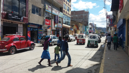 Se normalizan actividades en Andahuaylas tras paro indefinido