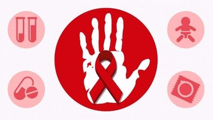 20 mil peruanos viven con VIH pero no lo saben