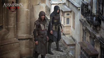El nuevo tráiler de 'Assassins Creed' muestra a Aguilar en acción