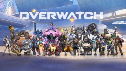 Overwatch fue elegido el mejor videojuego del 2016
